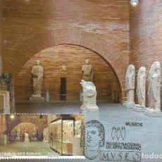 Francobolli: SPAIN MAXICARD – ESPAÑA TARJETA MÁXIMA DE MÉRIDA. MUSEO NACIONAL DE ARTE ROMANO DE MÉRIDA. AÑO 2021. Lote 287570078