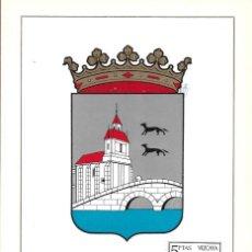 Sellos: ESCUDO DE VIZCAYA 1966 MATASELLOS MADRID (EDIFIL 1699) EN TARJETA MAXIMA PRIMER DIA. MPM. Lote 296813533