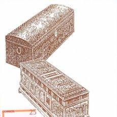 Sellos: EDIFIL 3132, ARCA DEL SIGLO XVIII, ARTESANIA DE CATALUÑA, USADO. Lote 296847203