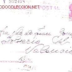 Sellos: TARJETA POSTAL IIª REPUBLICA. 15 CTMS.. Lote 26602381
