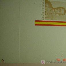 Sellos: 753 CARTA POSTAL PATRIOTICA BANDO NACIONAL 1936/39 COSAS&CURIOSAS. Lote 17435363