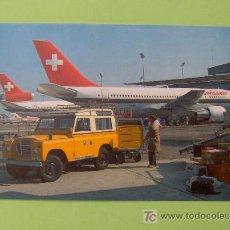 Timbres: TARJETA DE FELICITACIÓN DEL CORREO SUIZO. AÑO 1988.. Lote 27126151