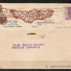 Sellos: TARJETA POSTAL,LABORATORIOS CASTILLON S A.. Lote 27181881