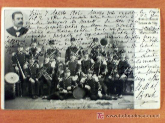 Sellos: TARJETA POSTAL CIRCULADA DE BELGICA A ALICANTE (ESPAÑA) - AÑO 1905 - SELLO 10 CENT. - Foto 2 - 25108222