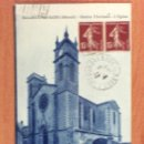 Sellos: TARJETA POSTAL CIRCULADA DE BALARUC-LES-BAINS (FRANCIA) A TOLEDO - AÑO 1932 - DOS SELLOS 15 C.. Lote 24465263