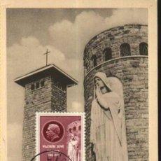 Sellos: LIÉGE. LA DAME BLANCHE. ( LIEJA - BELGICA) 1953 CON SELLO. UNIMAX. Lote 12846570