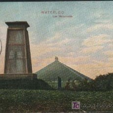 Sellos: WATERLOO. LES MONUMENTS. FRANCIA. 1912. SELLO DE BELGIQUE. Lote 12846582