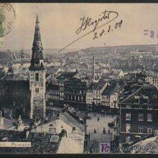Sellos: VERVIERS PANORAMA. BELGIQUE - BELGICA 1908 ESCRITA Y CIRCULADA DESDE BELGICA A ESPAÑA. Lote 19361038