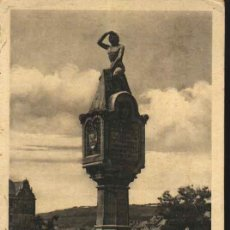 Sellos: REGENSBURG. BRUÜCKENMÄNNLEIN. BAVIERA - GERMANY - ALEMANIA 1919 SELLO BAYERN. Lote 19361040
