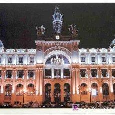 Sellos: TARJETA DE CORREOS ARQUITECTURA POSTAL, EDIFICIO DE CORREOS Y TELEGRAFOS DE VALENCIA - 2006 . Lote 27380603