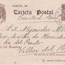 Sellos: TARJETA POSTAL CIRCULADA DE ALMARZA (SORIA) A VILLAR DEL POZO (CIUDAD REAL). Lote 27154551