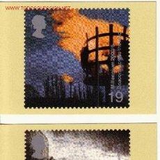 Sellos: GRAN BRETAÑA PHQ CARD 216 - AÑO 2000 - NUEVO MILENIO. Lote 1336811