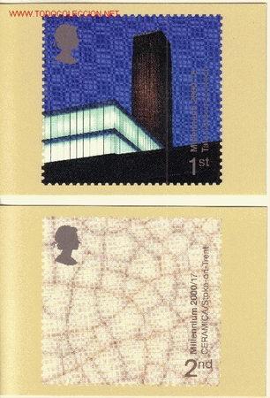 GRAN BRETAÑA PHQ CARD 219 - AÑO 2000 (Sellos - Extranjero - Tarjetas)