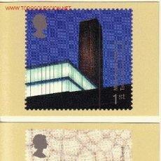 Sellos: GRAN BRETAÑA PHQ CARD 219 - AÑO 2000. Lote 1336865