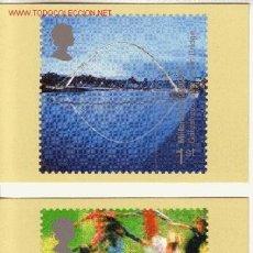 Sellos: GRAN BRETAÑA PHQ CARD 220 - AÑO 2000. Lote 1336879