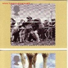 Sellos: GRAN BRETAÑA PHQ CARD 221 - AÑO 2000. Lote 1336929