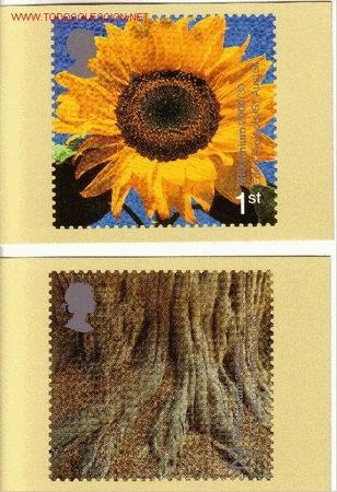 GRAN BRETAÑA PHQ CARD 222 - AÑO 2000 - NUEVO MILENIO (Sellos - Extranjero - Tarjetas)