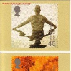 Sellos: GRAN BRETAÑA PHQ CARD 224 - AÑO 2000. Lote 12406829