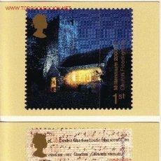 Sellos: GRAN BRETAÑA PHQ CARD 225 - AÑO 2000. Lote 1337046