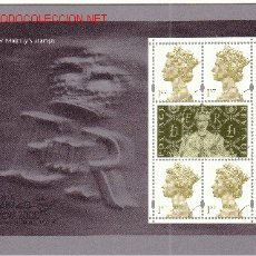 Sellos: GRAN BRETAÑA PSM CARD 03 A - AÑO 2000. Lote 1337184
