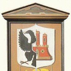 Sellos: LETRERO DEL CORREO DE BERGEDORF (ALEMANIA) EN 1850. Lote 9888028
