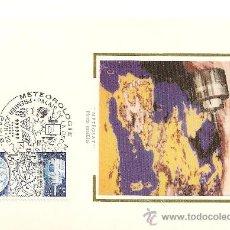 Sellos: FRANCIA. ASTROFILATELIA. METEREOLOGIA. METEOSAT. FDC YVERT 2292. Lote 10290280