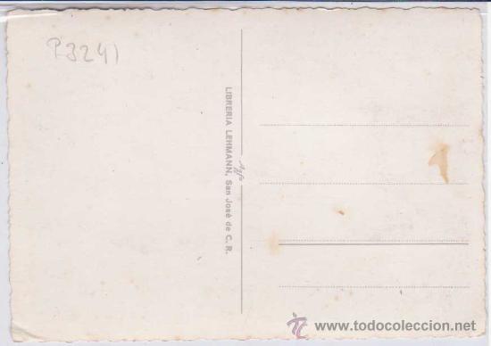 Sellos: Tarjeta Máxima : Puntarenas - Costa Rica. 1939 - Foto 2 - 26516079