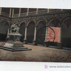 Sellos: TARJETA POSTAL DE SANTA CRUZ DE TENERIFE A NIZA (FRANCIA) FRANQUEADA CON SELLO Nº 243. Lote 18362921