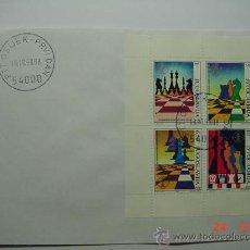 Sellos: 9862 AJEDREZ CHESS YUGOSLAVIA - AÑO 1990 - MIRA MAS DE ESTE TEMA EN MI TIENDA C&C. Lote 14305711