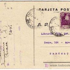 Sellos: TARJETA POSTAL COMERCIAL - SEMINARIO MENOR CARRION DE LOS CONDES - PALENCIA) . Lote 21362664