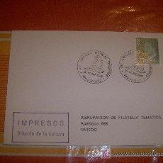 Sellos: TARJETA POSTAL XIV JORNADAS TECNICAS PAPELERAS, VALLADOLID A 20-23 ABRIL DE 1982. Lote 17152959