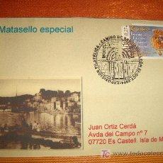 Sellos: TARJETA POSTAL EXPOSICIÓN FILATÉLICA CAMINO DE SANTIAGO , LEÓN 22 DE OCTUBRE DE 2004. Lote 17249348
