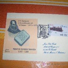 Timbres: MATASELLO XXX EXPOSICIÓN FILATÉLICA GIGANTES Y CABEZUDOS,SEGORBE 28 DE AGOSTO DE 2005. Lote 17383735