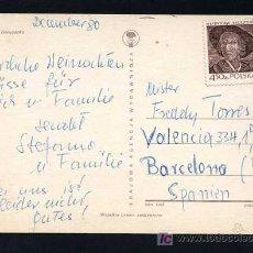 Sellos: POLONIA. TP CIRCULADA 1980.. Lote 17605175