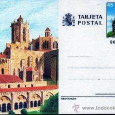 Sellos: TARJETA POSTAL DE CORREOS-TARRAGONA. Lote 21342345