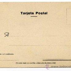 Timbres: TARJETA POSTAL CON ESCUDO DEL ÁGUILA, REVERSO EN BLANCO. Lote 26298886