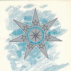 Sellos: FRANCIA IVERT 1945, ASOCIACIÓN INTERNACIONAL PARLAMENTARIOS EN LENGUA FRANCESA TARJETA MAXIMA 6-7-77. Lote 30070749
