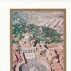 Sellos: VATICANO IVERT AEREO 49, CIUDAD DEL VATICANO, TARJETA MAXIMA DE 7-3-1967. Lote 114869776