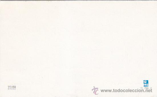 Sellos: MANUEL BETHENCOURT ATTIAS SANTA CRUZ DE TENERIFE CANARIAS BONITA Y RARA TARJETA 1973 LOTERIA PAZ MPM - Foto 3 - 31286653