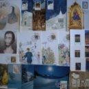 Sellos: 8 SERIES DIFERENTES DE TARJETAS POSTALES DE LIECHTENTEIN. Lote 31834570