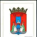 Sellos: POSTAL – ESCUDO DE SEVILLA 1965. Lote 159104596