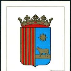 Sellos: POSTAL – ESCUDO DE TERUEL 1965. Lote 159105128