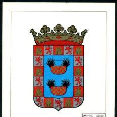 Stamps - Postal – Escudo de Melilla 1966 - 65002386