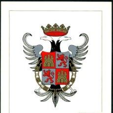 Sellos: POSTAL – ESCUDO DE TOLEDO 1966. Lote 65002575