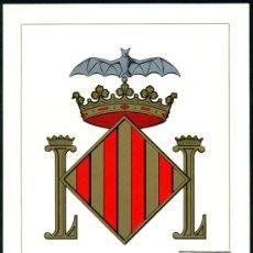Stamps - Postal – Escudo de VALENCIA 1966 - 65002521
