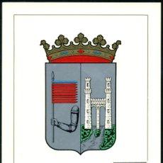 Sellos: POSTAL – ESCUDO DE ZAMORA 1966. Lote 65002465