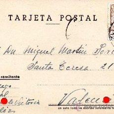 Sellos: TARJETA POSTAL GALLEGO CADIZ . Lote 33569508