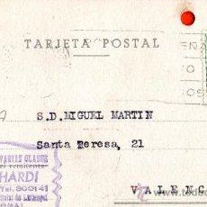 Sellos: TARJETA POSTAL JOSE CHARDIN DESUDADORES DE VARIAS CLASES COLL BLANCA HOSPITALET DE LLOBREGAT . Lote 33569558