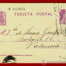 Sellos: TARJETA POSTAL, REPUBLICA , ZARAGOZA , 1934 , ORIGINAL , B11. Lote 38819321