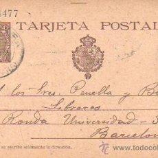 Sellos: TARJETA POSTAL - 1904 . Lote 41491311